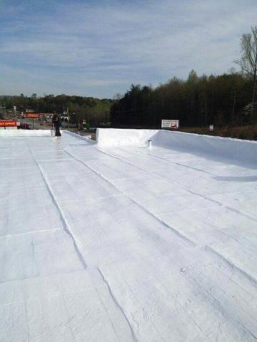 Silicone Roof Coating in Pickens, SC