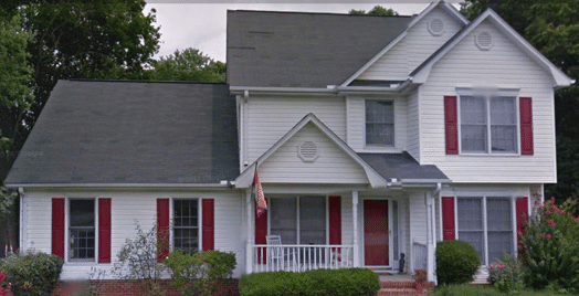 Roof Replacement in Simpsonville