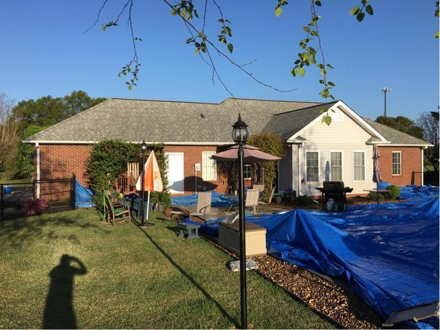New Roof in Anderson, SC