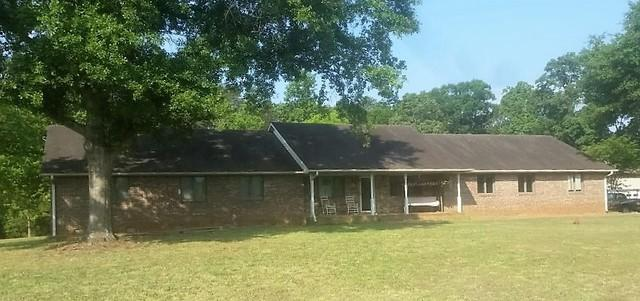 Aged Roof Replaced in Anderson