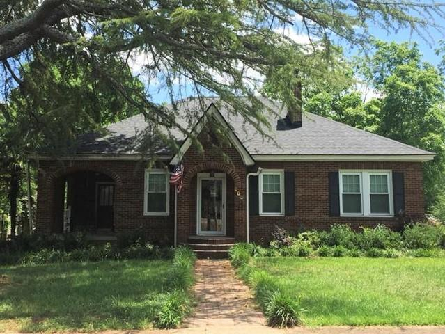 Anderson Home with Hail Damage