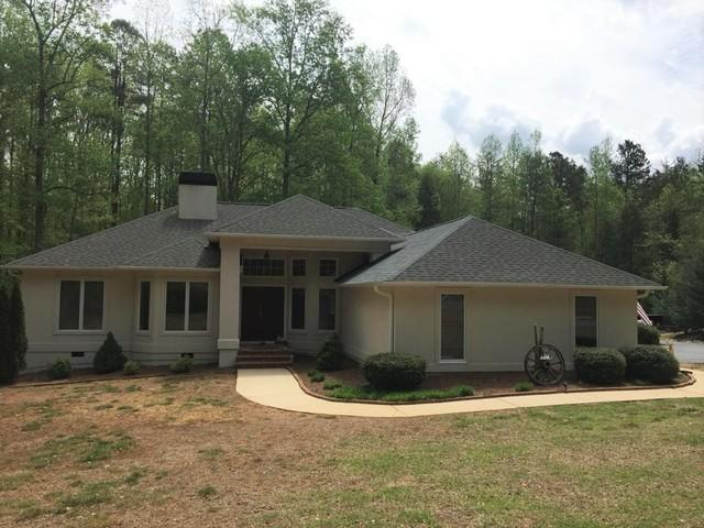 Roof Replacement in Anderson, SC
