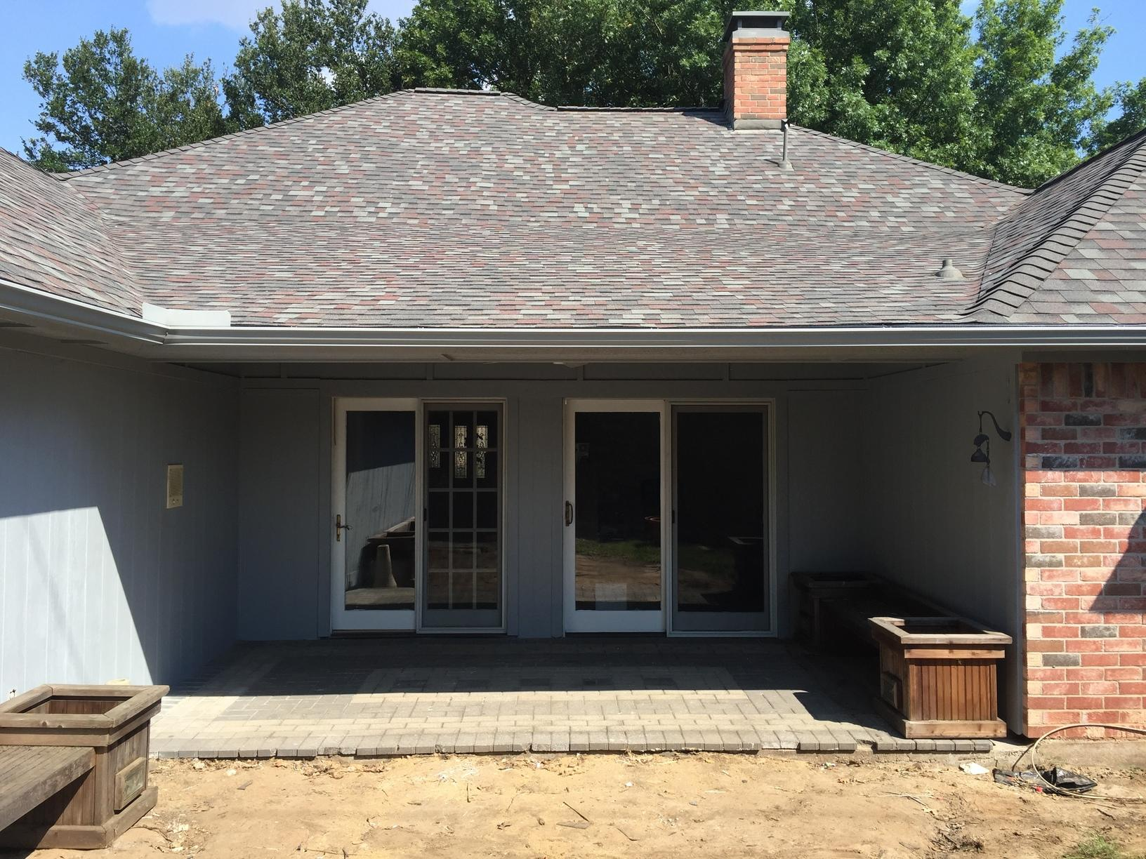 Roof Add-on for Patio in Arlington, TX - After Photo