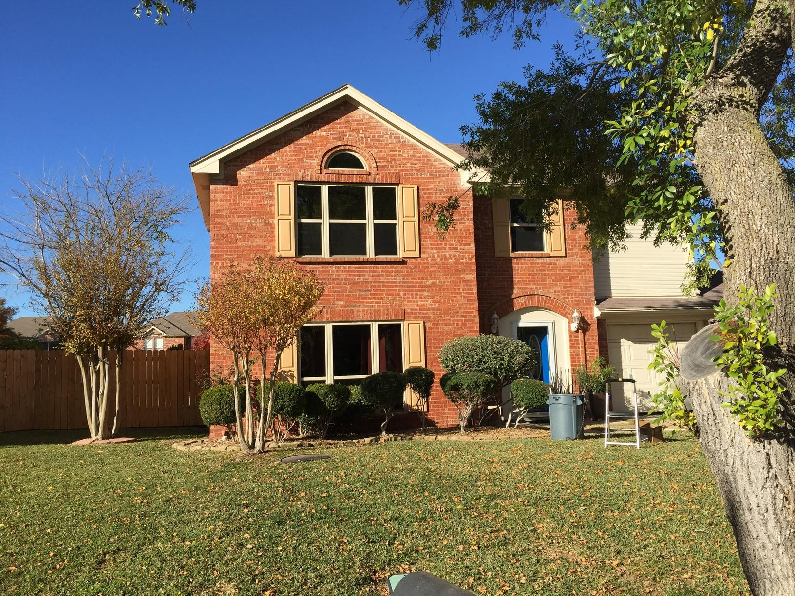 Window Replacement in Rowlett, TX - After Photo