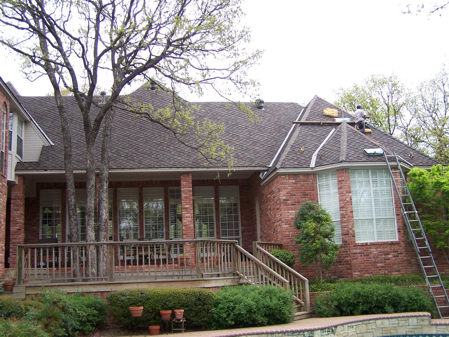 Roof Replacement in Colleyville, TX - After Photo