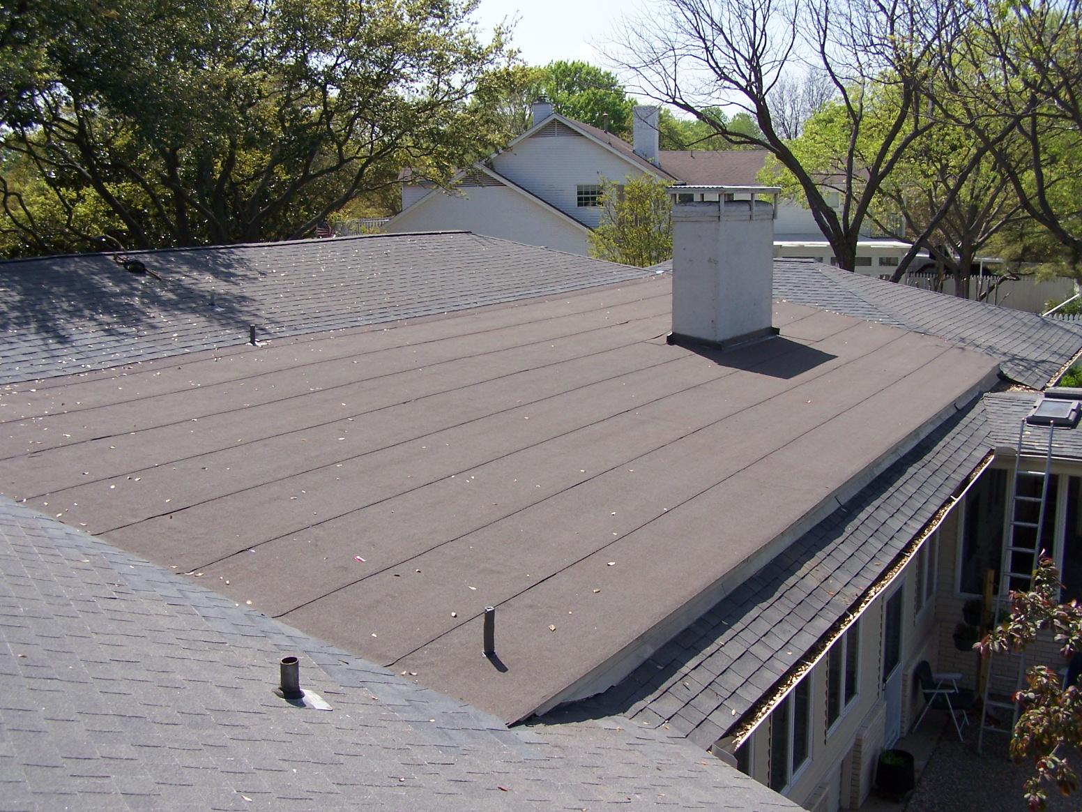 Roof Repair in Garland, TX - After Photo