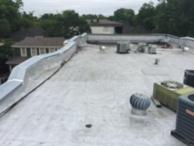 Commercial TPO Roofing Installation in Dallas