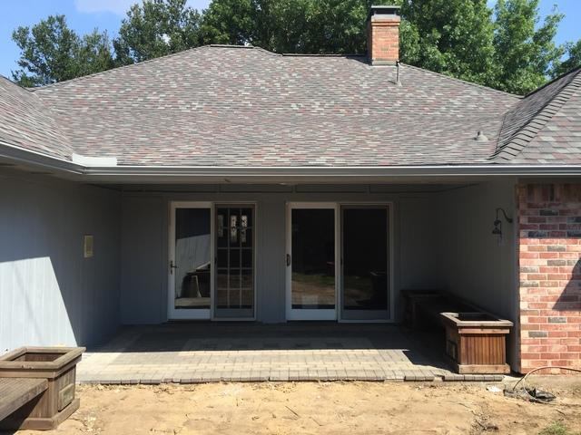 Roof Add-on for Patio in Arlington, TX