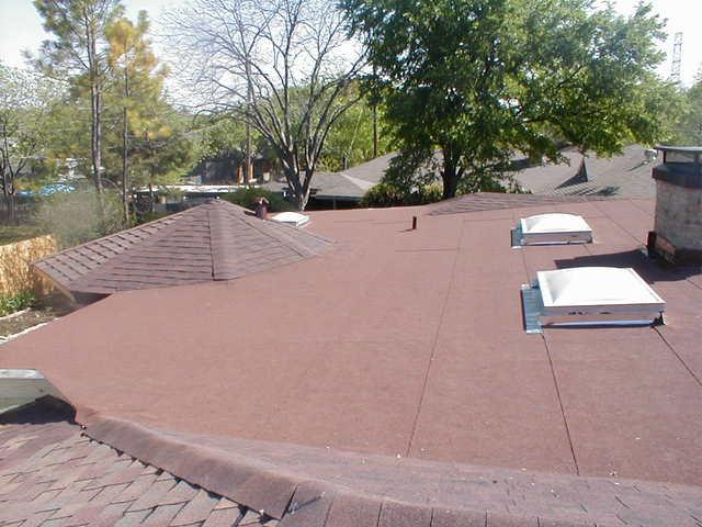 Roof Repair in Dallas, TX