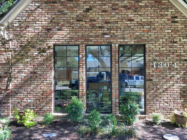 Bronze Aluminum Window Replacement in Plano, TX