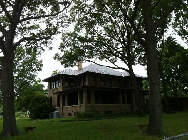 Roof Replacement on Historic Home in McKinney, TX