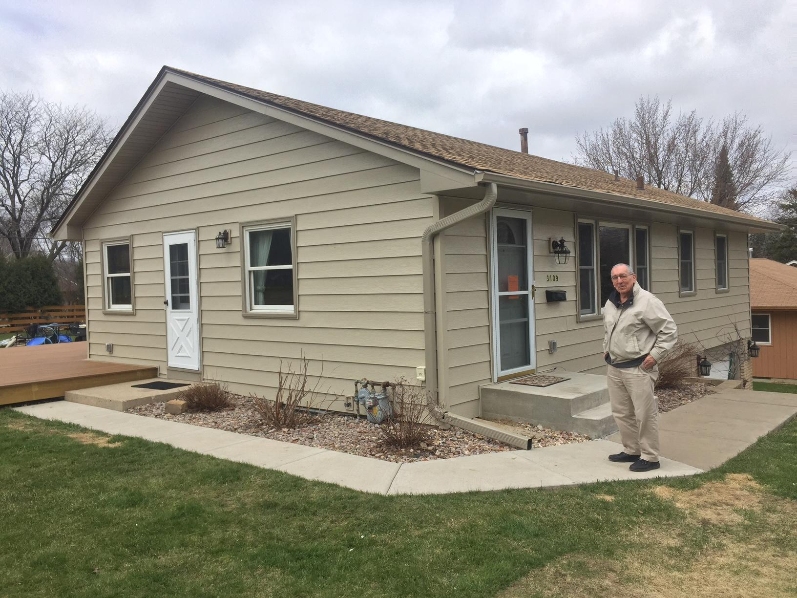 Siding Installation & Gutter Replacement in Crystal, MN - After Photo