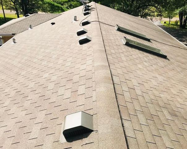 Roof Upgrade Elk River, Mn - Before Photo