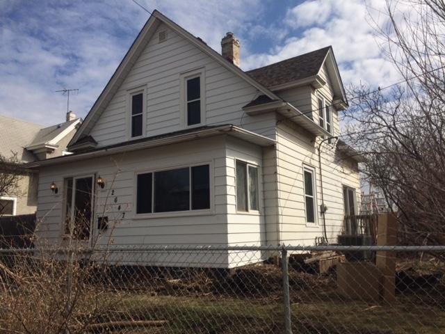 Gutter Repair & Replacement in Minneapolis, MN - Before Photo