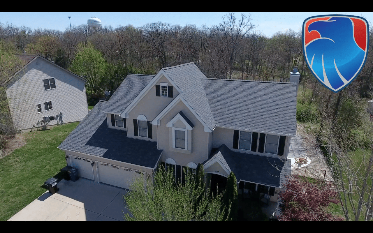 Total Roof Replacement in Wentzville, MO - After Photo