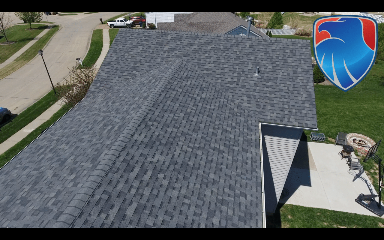 Roof Replacement due to High Winds in Wentzville, MO - After Photo