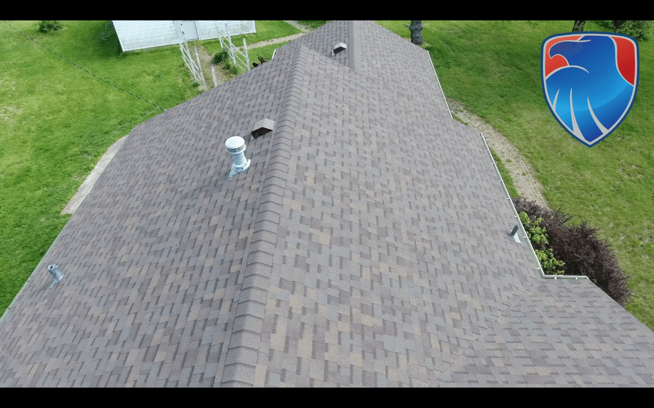 Farm House Roof Replacement in Warrenton, MO - After Photo