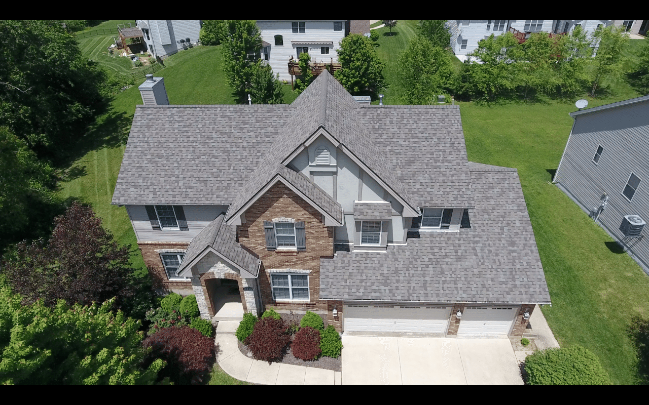 Roof Replacement in Wentzville, MO - After Photo