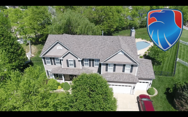 Roof Replacement After Storm Damage in O'Fallon, MO