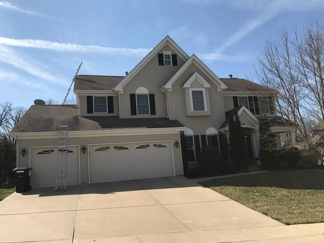 Total Roof Replacement in Wentzville, MO - Before Photo