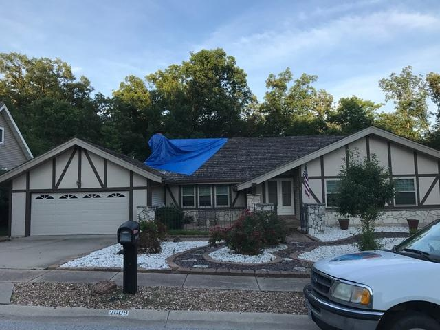 Cedar Shake Roof Replacement in St. Charles, MO