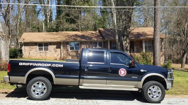 New Roof Replacement in Lithonia, GA