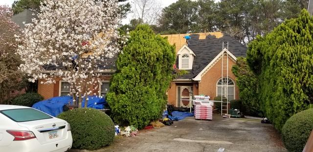 New Roof Replacement in Atlanta, GA