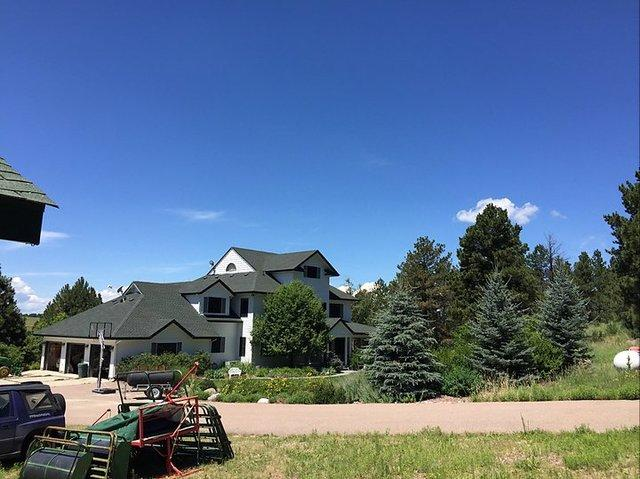 Large Hail in Kiowa, CO Leads to Roof Replacement and New Gutters