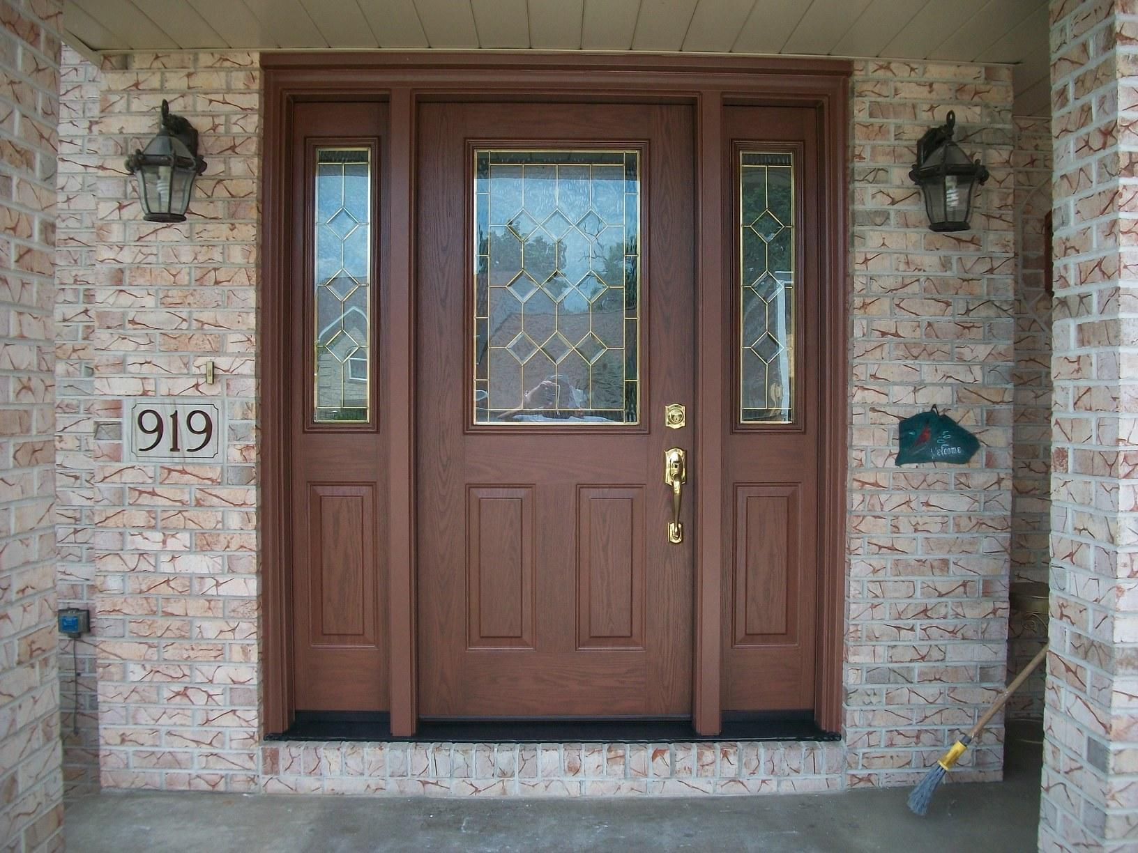 Before and After of Beautiful Entry door in Greensburg, PA - After Photo