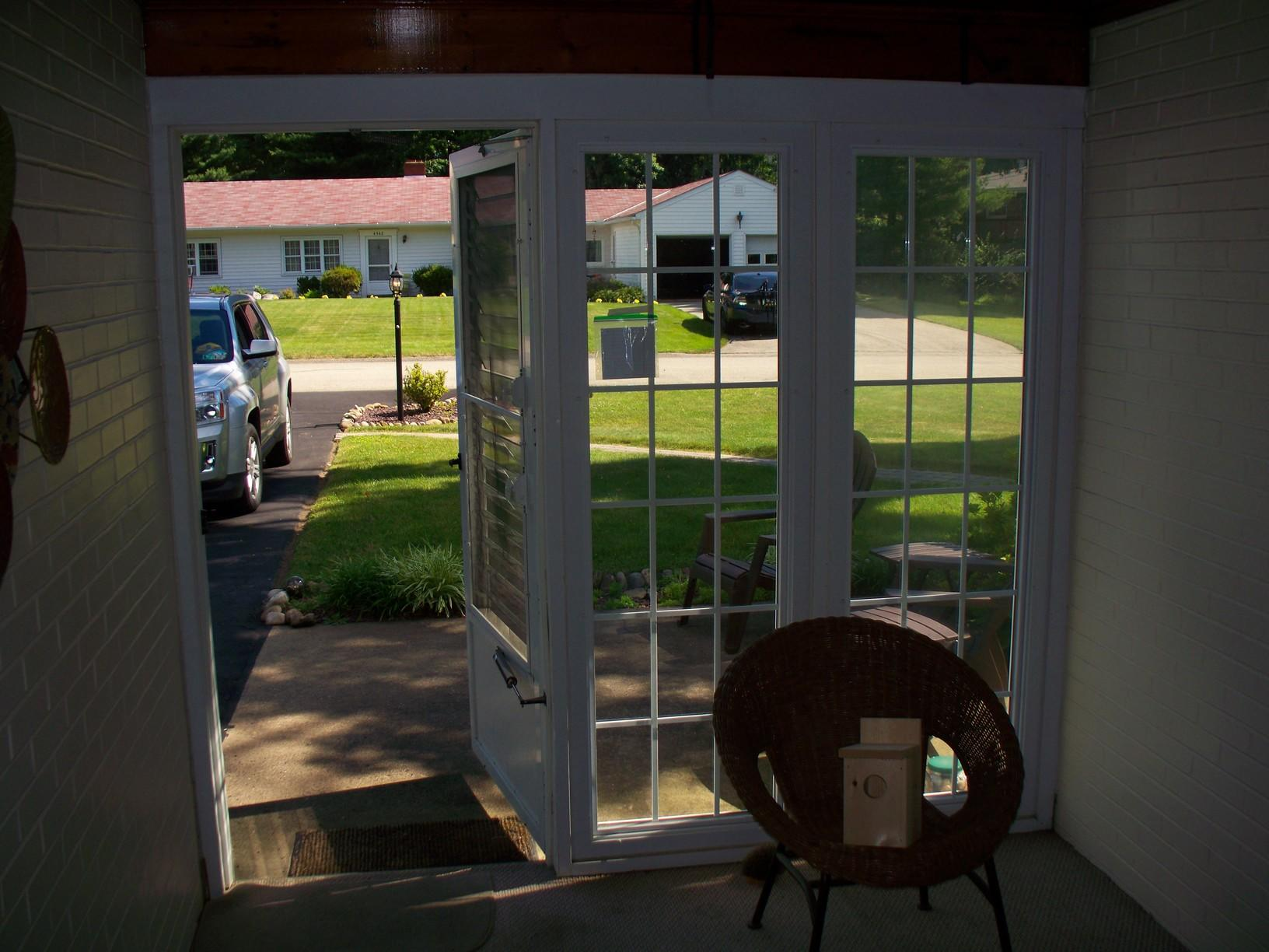 Entry Door Replacement In Murrysville, PA - Before Photo