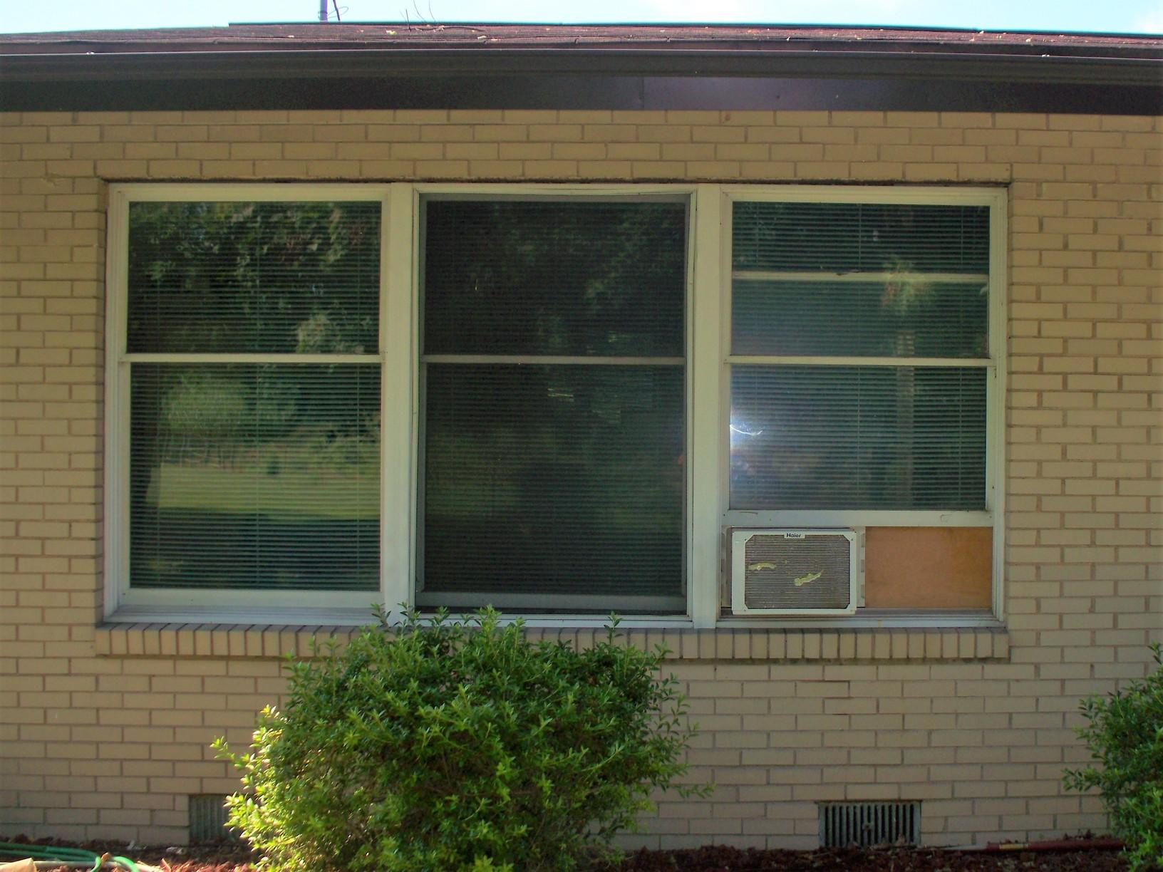 Incredible difference seen with window replacement in Vanderbilt, PA! - Before Photo