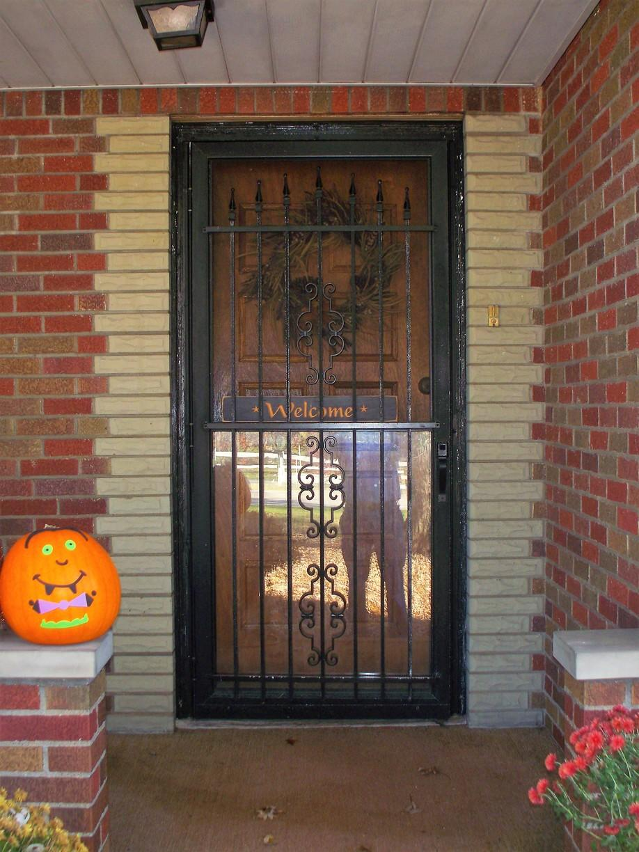 Entry door replacement in Connellsville, PA - Before Photo