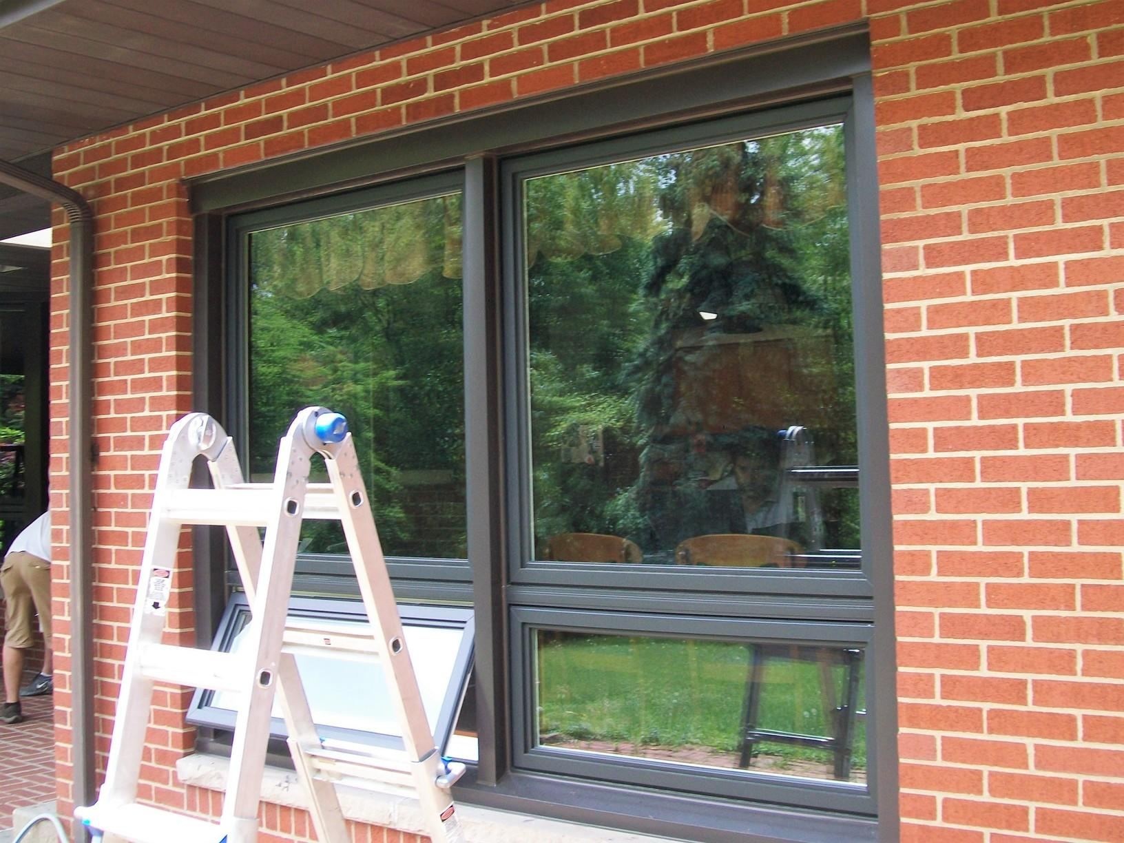 Custom window replacement job in Indiana, PA - After Photo