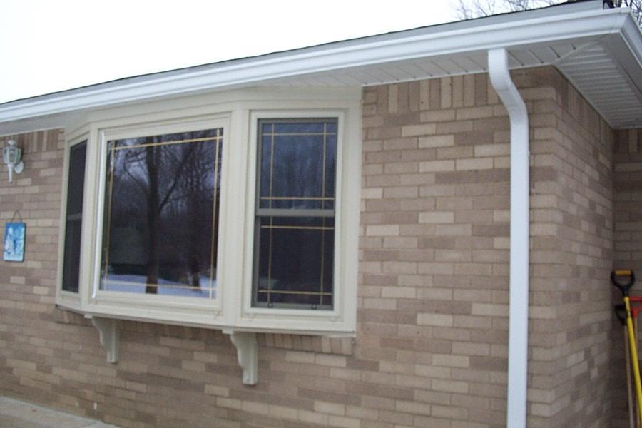 Bay window transformation in Ligonier, PA - After Photo