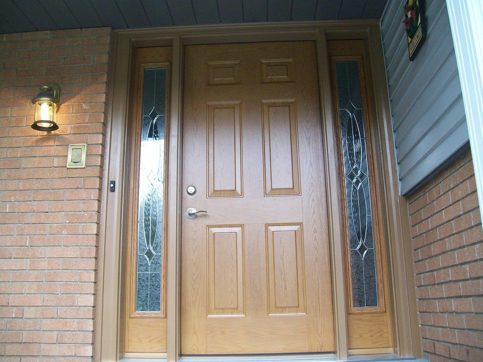 Front Entry Door Replacement and Installation in Greensburg, PA - After Photo