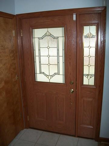 Beautiful new entry door installed in Finleyville, PA