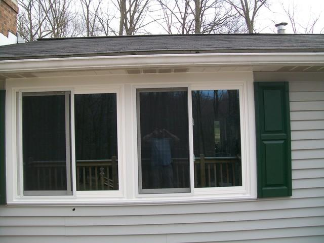 Slider window replacement and installation in Saxonburg, PA
