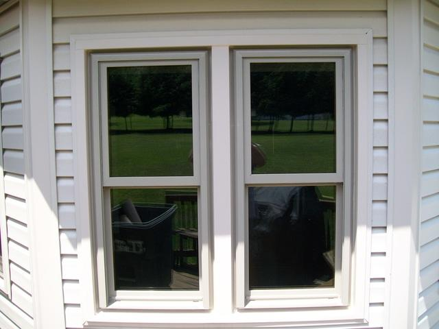 Beautiful Double Hung Wood Windows Installed in Valencia, PA