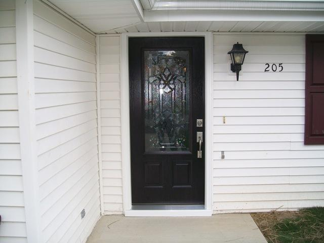 Entry Door Upgrade in Harrison City, PA - After Photo