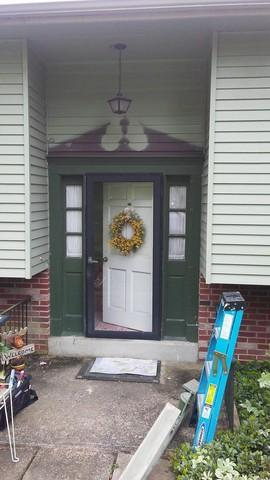 New Entry Door Installation in Gibsonia, PA - a Total Transformation!