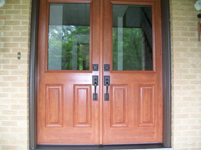 Brand New Entry Door Transformation in Murrysville, PA! - After Photo