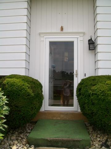 Complete Style Upgrade thanks to new entry door in Irwin, PA! - After Photo