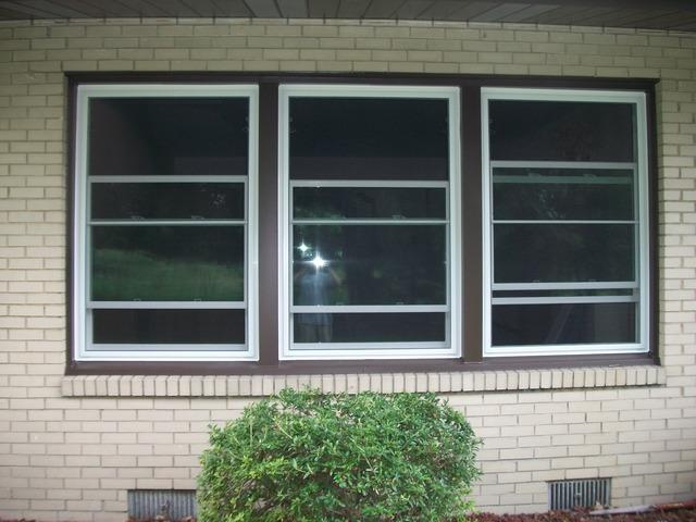 Incredible difference seen with window replacement in Vanderbilt, PA!