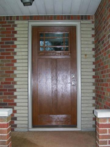 Entry door replacement in Connellsville, PA