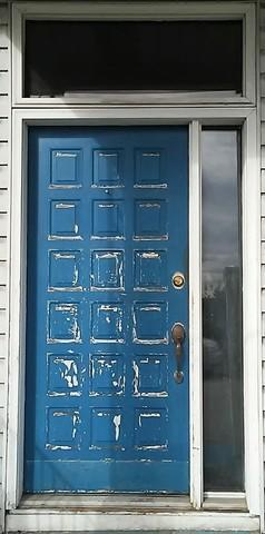 Pittsburgh, PA Home with Entry Door Replacement