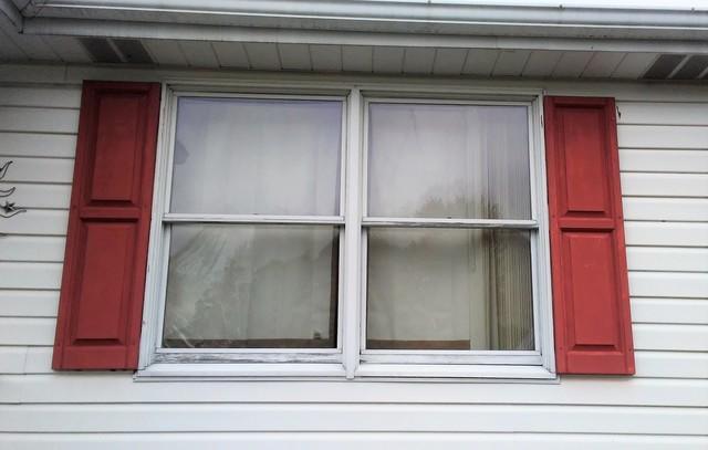Bay window conversion West Newton, PA