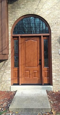 Delmont, PA Front Door and Transom Replacement