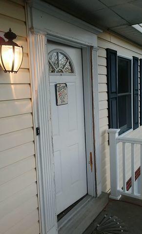 Entry Door and Screen Door Revamp in Irwin, PA