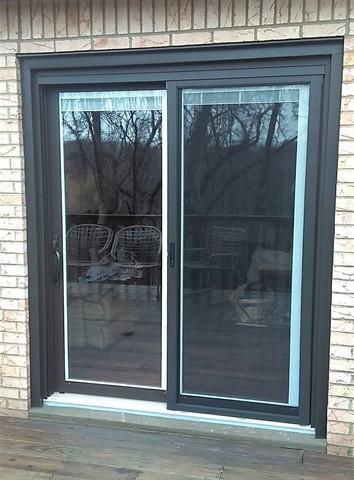 Sliding Glass Door Installation in Wexford, PA