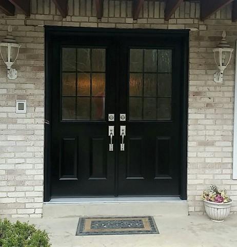 French Door Makeover in Murrysville, PA